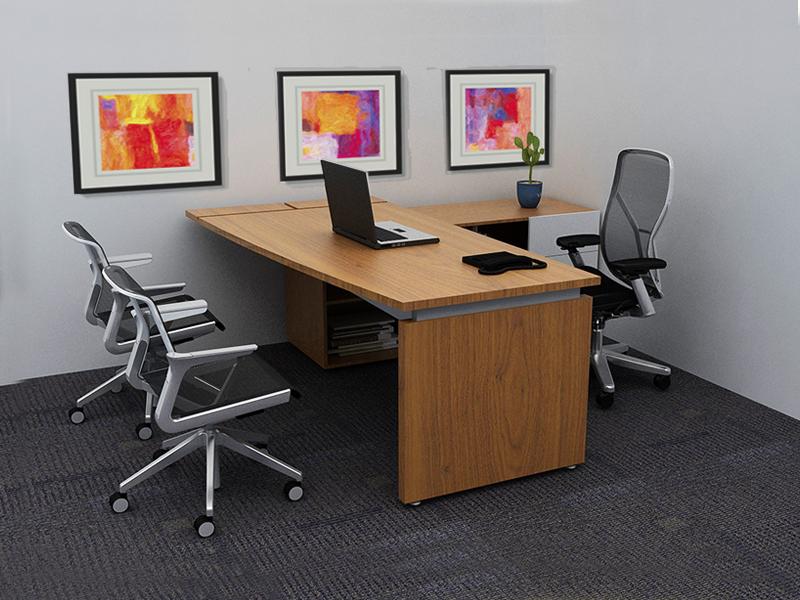 L pez morton muebles de oficinas cincuenta ejecutivo for Muebles para oficinas ejecutivas